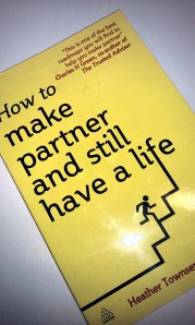 Training Zone Book Review: 'How to Make Partner and Still Have a Life'